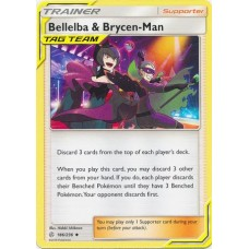 Bellelba & Brycen-Man - 186/236 (Cosmic Eclipse)
