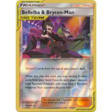 Bellelba & Brycen-Man - 186/236 (Cosmic Eclipse) - Reverse Holo