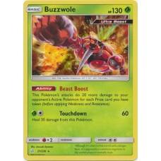 Buzzwole - 21/236 (Cosmic Eclipse) - Holo