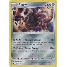 Aggron - 67/111 (Crimson Invasion) - Holo