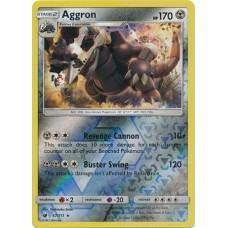 Aggron - 67/111 (Crimson Invasion) - Reverse Holo