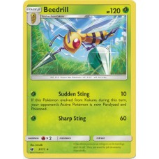 Beedrill - 3/111 (Crimson Invasion)