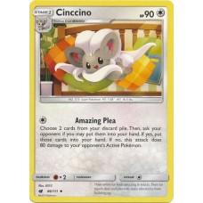 Cinccino - 86/111 (Crimson Invasion)