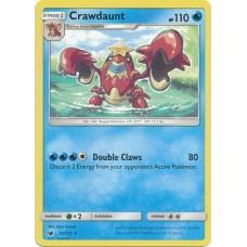 Crawdaunt - 25/111 (Crimson Invasion)