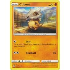 Cubone - 52/111 (Crimson Invasion)