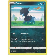 Deino - 60/111 (Crimson Invasion)