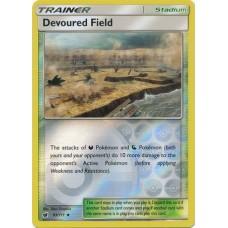 Devoured Field - 93/111 (Crimson Invasion) - Reverse Holo