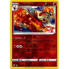 Blaziken - 024/189 (Darkness Ablaze)- Reverse Holo