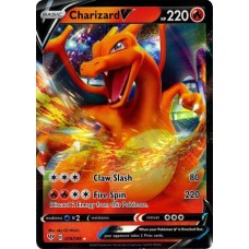 Charizard V - 019/189 (Darkness Ablaze)