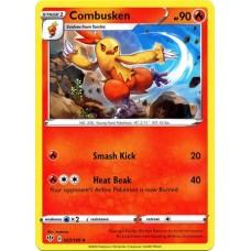 Combusken - 023/189 (Darkness Ablaze)