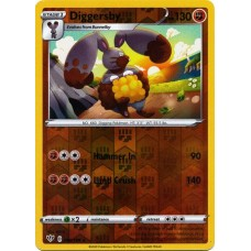 Diggersby - 096/189 (Darkness Ablaze)- Reverse Holo