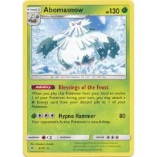 Abomasnow - 4/131 (Forbidden Light)