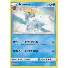 Amaura - 27/131 (Forbidden Light)