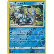 Araquanid - 33/131 (Forbidden Light) - Reverse Holo
