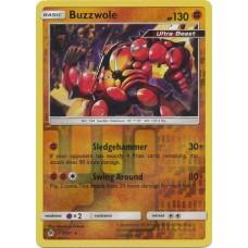 Buzzwole - 77/131 (Forbidden Light) - Reverse Holo
