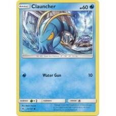 Clauncher - 25/131 (Forbidden Light)