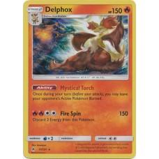 Delphox - 17/131 (Forbidden Light) - Holo