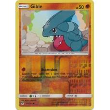 Gible - 60/131 (Forbidden Light) - Reverse Holo