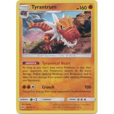 Tyrantrum - 69/131 (Forbidden Light) - Holo