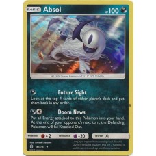 Absol - 81/145 (Guardians Rising) - Holo