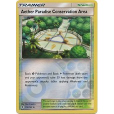 Aether Paradise Conservation Area - 116/145 (Guardians Rising) - Reverse Holo