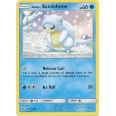 Alolan Sandshrew - 19/145 (Guardians Rising)