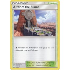 Altar of the Sunne - 118/145 (Guardians Rising)