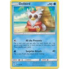Delibird - 26/145 (Guardians Rising)