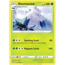 Abomasnow - 013/192 (Rebel Clash)