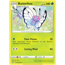 Butterfree - 003/192 (Rebel Clash)