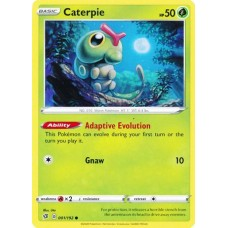 Caterpie - 001/192 (Rebel Clash)