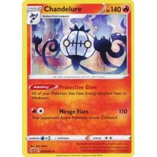 Chandelure - 033/192 - Holo (Rebel Clash)