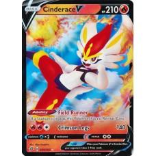 Cinderace V - 035/192 (Rebel Clash)