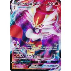Cinderace VMAX - 036/192 (Rebel Clash)