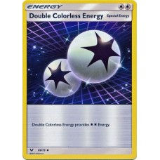 Double Colorless Energy - 69/73 (Shining Legends)
