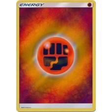 Fighting Energy - 2017 - Reverse Holo