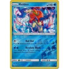 Keldeo - 26/73 (Shining Legends) Reverse Holo