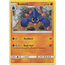 Boldore - 70/149 (Sun & Moon Base Set)