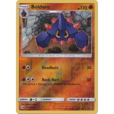 Boldore - 70/149 (Sun & Moon Base Set) - Reverse Holo