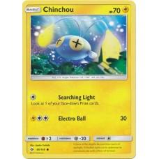 Chinchou - 49/149 (Sun & Moon Base Set)