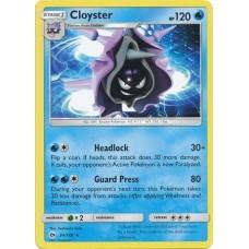 Cloyster - 34/149 (Sun & Moon Base Set)