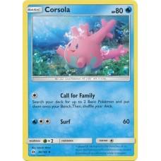 Corsola - 36/149 (Sun & Moon Base Set)