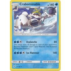 Crabominable - 43/149 (Sun & Moon Base Set)