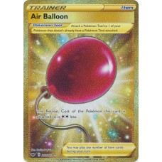 Air Balloon - 213/202 (Sword & Shield Base Set)