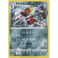 Bisharp - 134/202 - Reverse Holo (Sword & Shield Base Set)