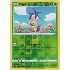 Blipbug - 017/202 - Reverse Holo (Sword & Shield Base Set)