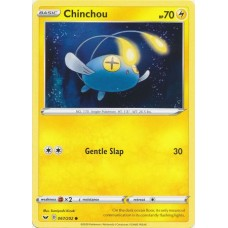 Chinchou - 067/202 (Sword & Shield Base Set)