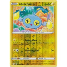 Chinchou - 068/202 - Reverse Holo (Sword & Shield Base Set)