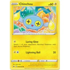 Chinchou - 068/202 (Sword & Shield Base Set)