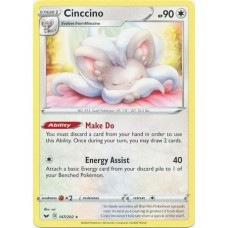Cinccino - 147/202 (Sword & Shield Base Set)